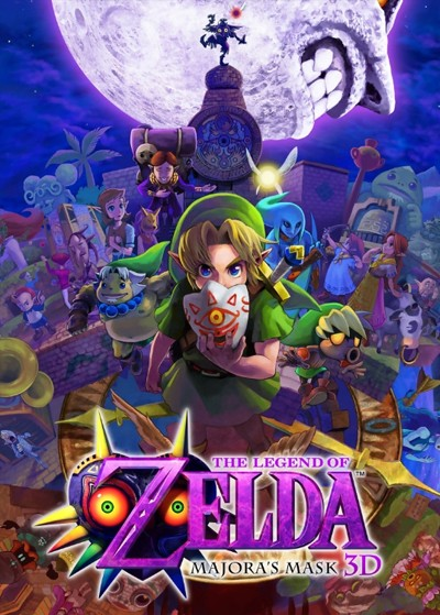 The Legend of Zelda : Majora\'s Mask 3D