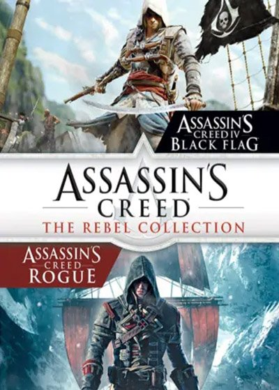 Assassin\'s Creed : The Rebel Collection