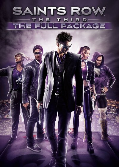 Saints Row : The Third (The Full Package)