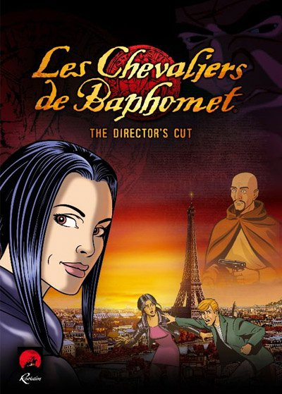 Les Chevaliers de Baphomet : The Director\'s Cut