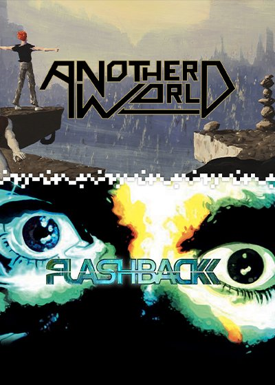 Another World & Flashback