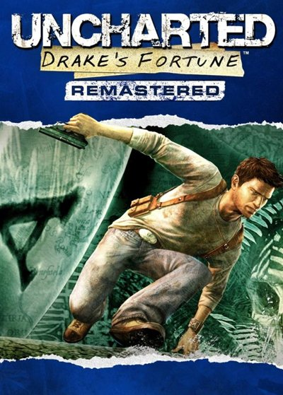 Uncharted : Drake\'s Fortune Remastered