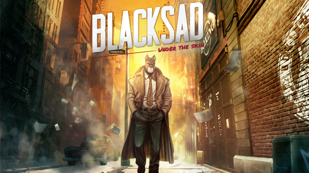 Blacksad : Under the Skin - Un nouveau report, 26 minutes de gameplay & la date officielle sur Nintendo Switch !