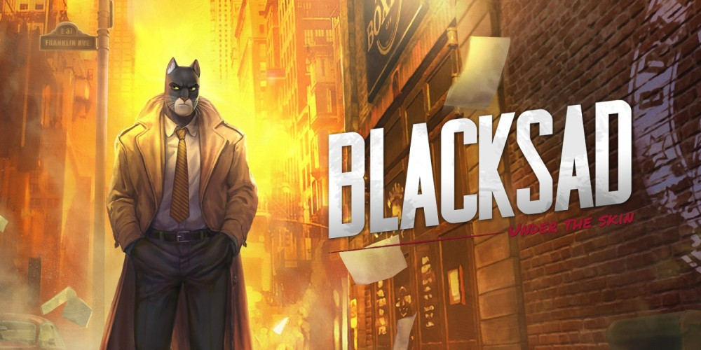 Blacksad : Under The Skin est disponible !