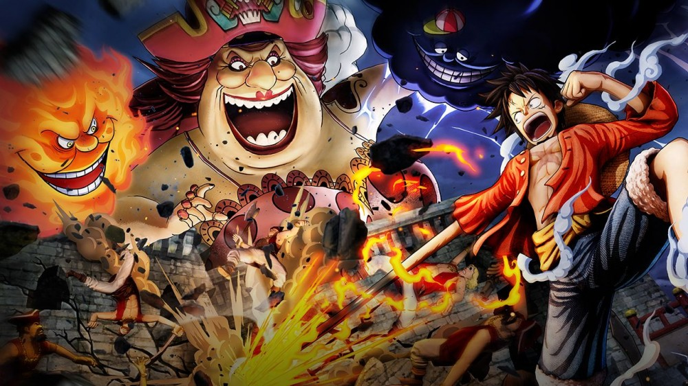 One Piece Pirate Warriors 4 annonce sa date de sortie