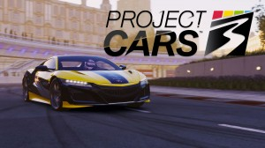 [TEST CN PLAY] Project Cars 3